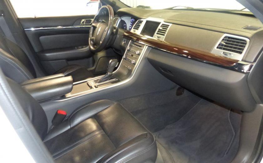 2011 Lincoln MKS 4dr Sdn 3.7L AWD (CUIR-TOIT-NAV) Bluetooth #27