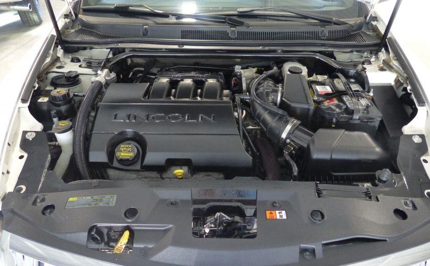 2011 Lincoln MKS 4dr Sdn 3.7L AWD (CUIR-TOIT-NAV) Bluetooth #29