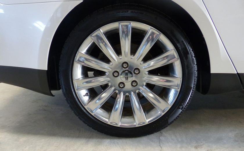 2011 Lincoln MKS 4dr Sdn 3.7L AWD (CUIR-TOIT-NAV) Bluetooth #30