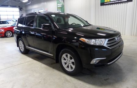 2013 Toyota Highlander AWD A/C Gr-Électrique (Bluetooth-Caméra) in New Richmond