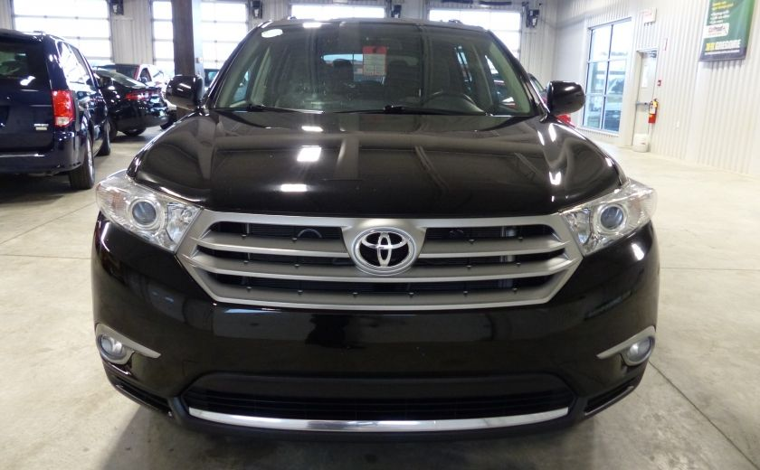 2013 Toyota Highlander AWD A/C Gr-Électrique (Bluetooth-Caméra) #1