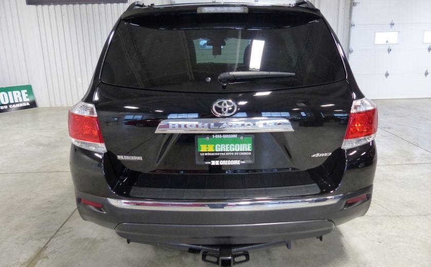 2013 Toyota Highlander AWD A/C Gr-Électrique (Bluetooth-Caméra) #5