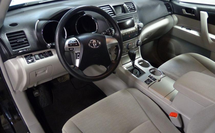 2013 Toyota Highlander AWD A/C Gr-Électrique (Bluetooth-Caméra) #8