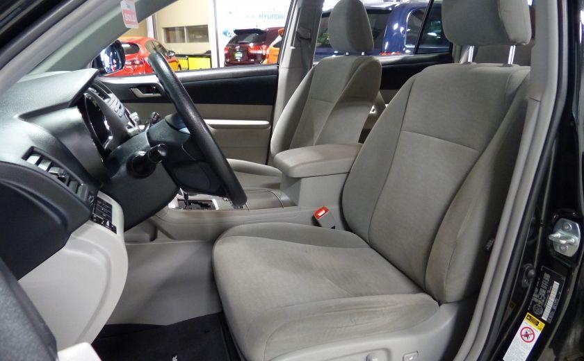 2013 Toyota Highlander AWD A/C Gr-Électrique (Bluetooth-Caméra) #20