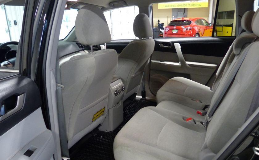 2013 Toyota Highlander AWD A/C Gr-Électrique (Bluetooth-Caméra) #22