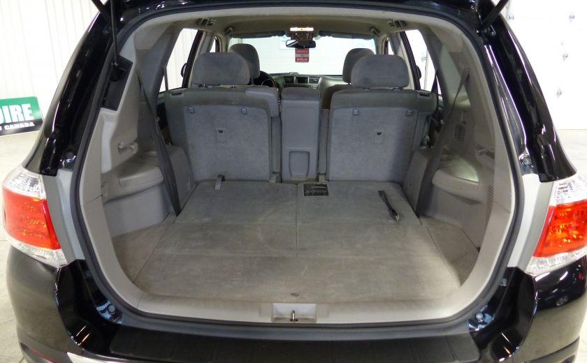 2013 Toyota Highlander AWD A/C Gr-Électrique (Bluetooth-Caméra) #28