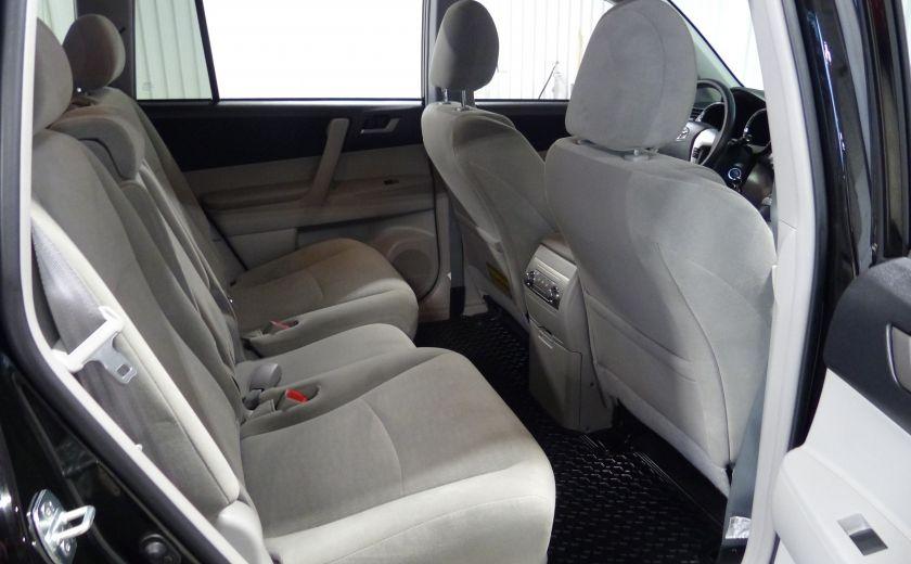 2013 Toyota Highlander AWD A/C Gr-Électrique (Bluetooth-Caméra) #29