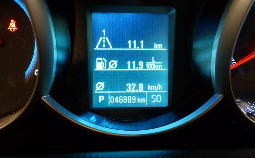 2012 Chevrolet Cruze LS+ w/1SB A/C Gr-Électrique #11