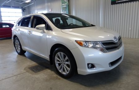 2015 Toyota Venza XLE AWD 4cyl. (Cuir-Toit-Nav-Mags) in New Richmond