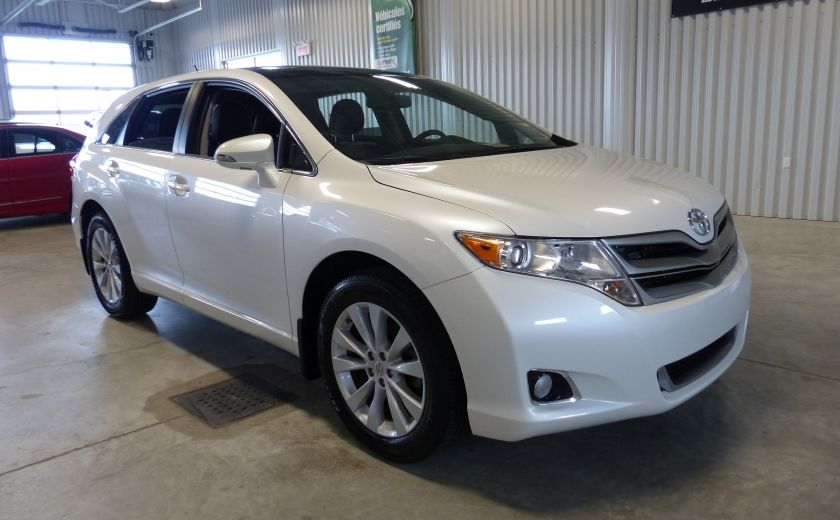 2015 Toyota Venza XLE AWD 4cyl. (Cuir-Toit-Nav-Mags) #0