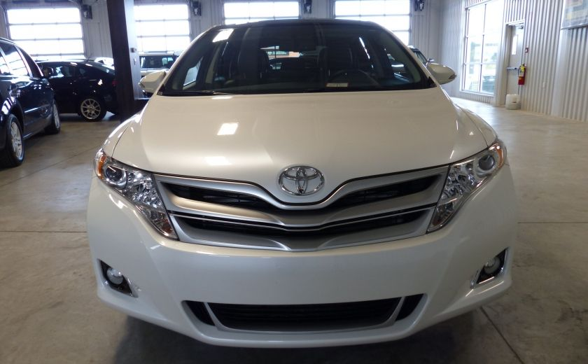 2015 Toyota Venza XLE AWD 4cyl. (Cuir-Toit-Nav-Mags) #1