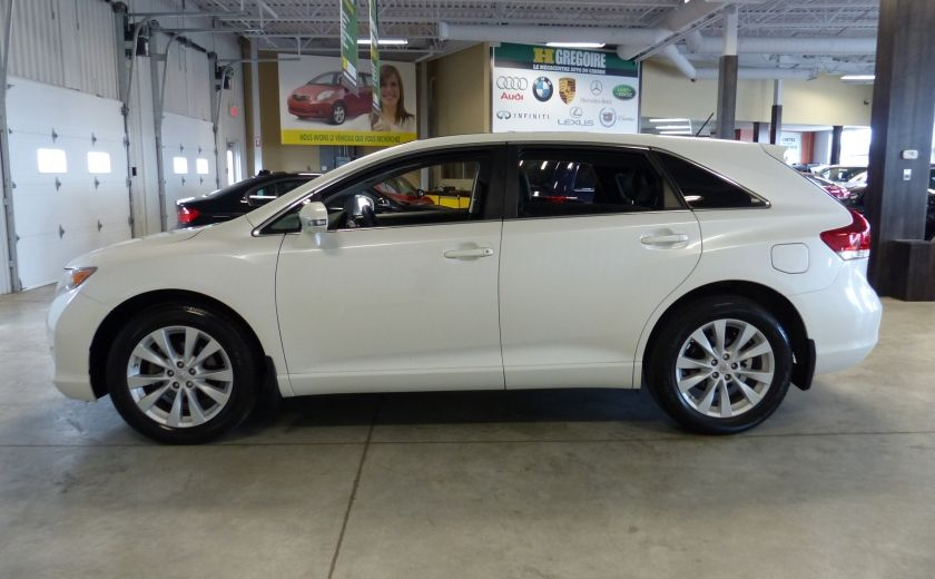 2015 Toyota Venza XLE AWD 4cyl. (Cuir-Toit-Nav-Mags) #3