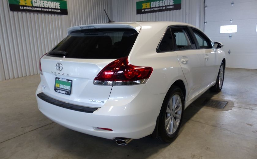 2015 Toyota Venza XLE AWD 4cyl. (Cuir-Toit-Nav-Mags) #6