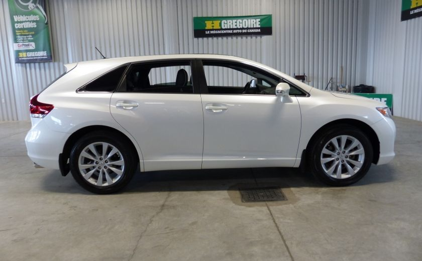 2015 Toyota Venza XLE AWD 4cyl. (Cuir-Toit-Nav-Mags) #7