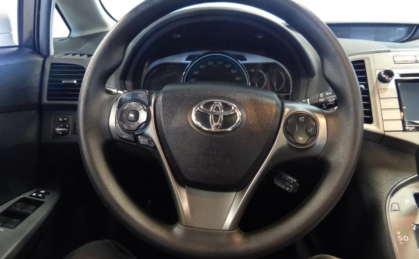 2015 Toyota Venza XLE AWD 4cyl. (Cuir-Toit-Nav-Mags) #9