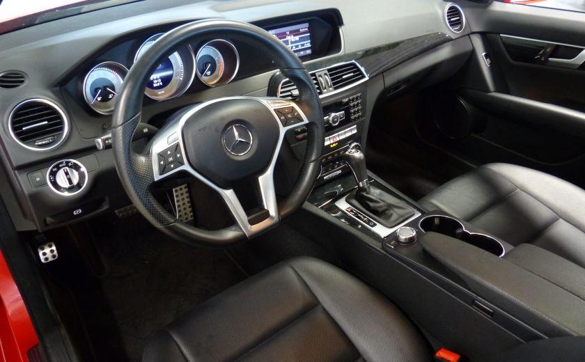 2013 Mercedes Benz C300 4MATIC (Cuir-Toit-Mags) #8