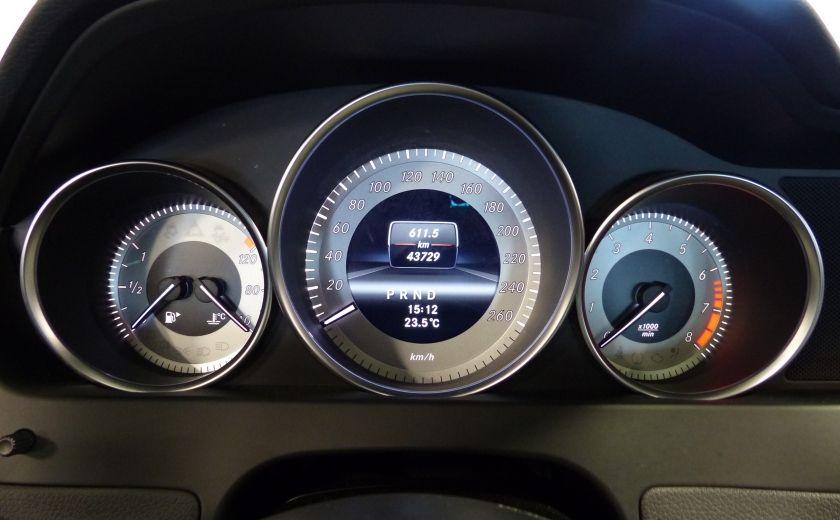 2013 Mercedes Benz C300 4MATIC (Cuir-Toit-Mags) #11