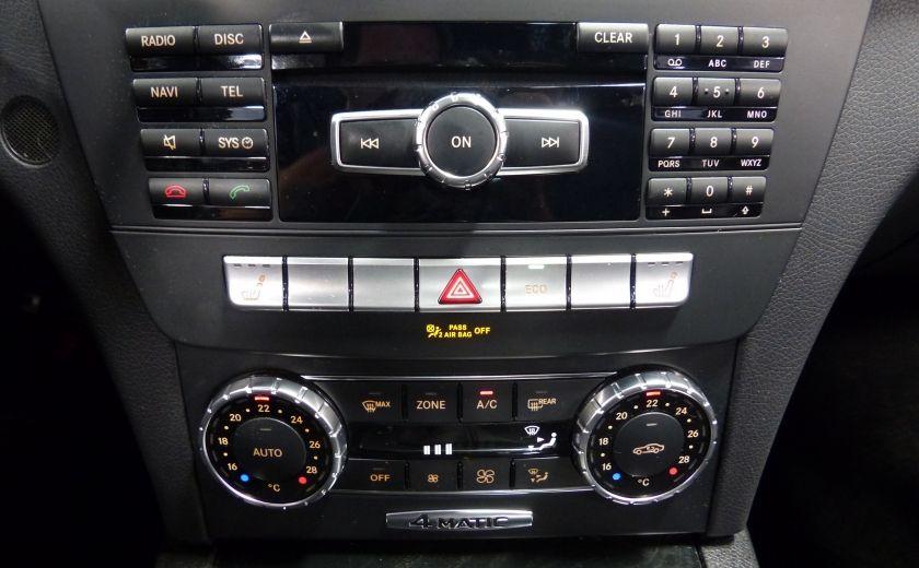 2013 Mercedes Benz C300 4MATIC (Cuir-Toit-Mags) #15