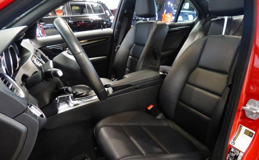 2013 Mercedes Benz C300 4MATIC (Cuir-Toit-Mags) #20