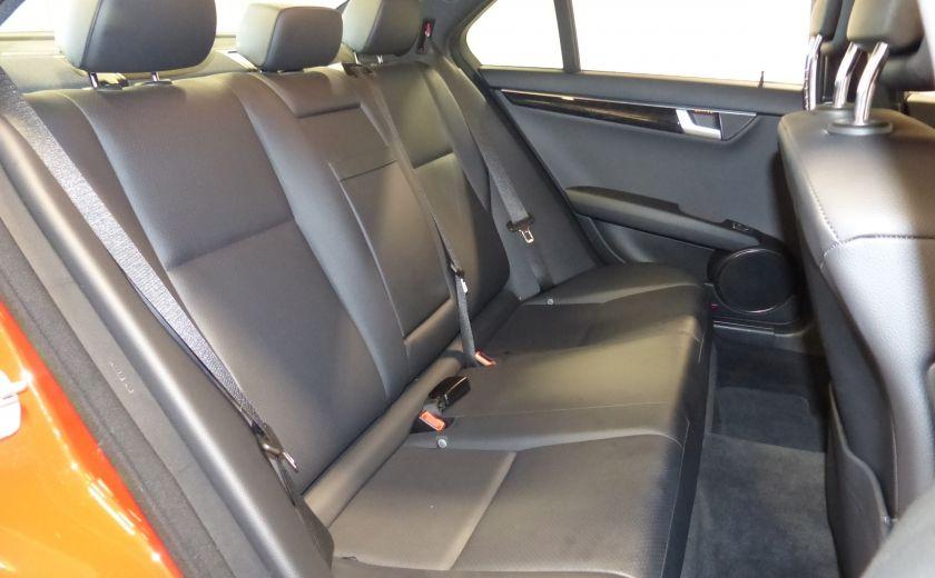 2013 Mercedes Benz C300 4MATIC (Cuir-Toit-Mags) #26