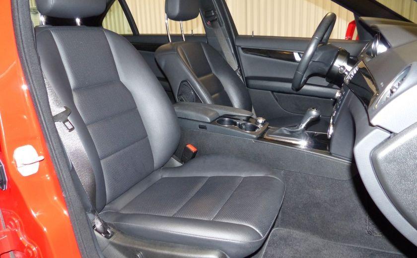 2013 Mercedes Benz C300 4MATIC (Cuir-Toit-Mags) #28