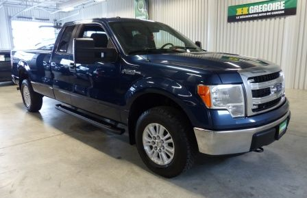 2013 Ford F150 XLT 4X4 King Cab (Boite 8 Pieds) Mags+Bluetooth à New Richmond
