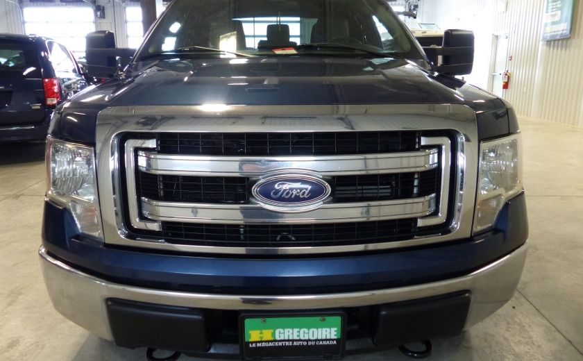 2013 Ford F150 XLT 4X4 King Cab (Boite 8 Pieds) Mags+Bluetooth #1