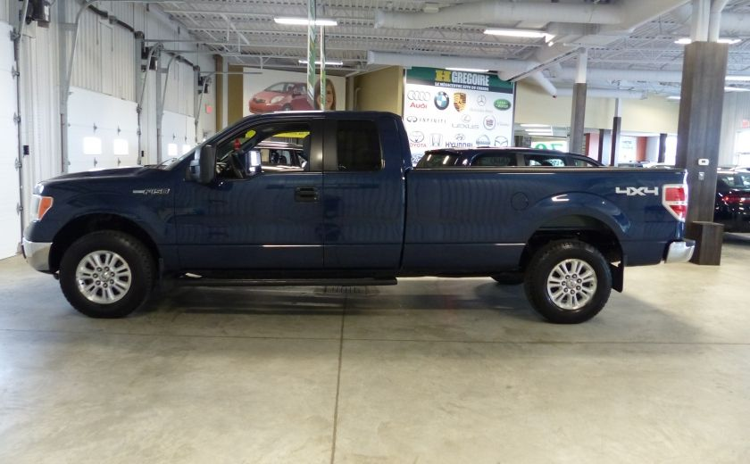 2013 Ford F150 XLT 4X4 King Cab (Boite 8 Pieds) Mags+Bluetooth #3