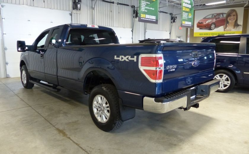 2013 Ford F150 XLT 4X4 King Cab (Boite 8 Pieds) Mags+Bluetooth #4