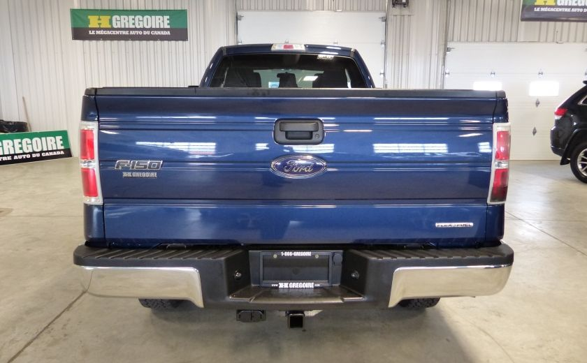 2013 Ford F150 XLT 4X4 King Cab (Boite 8 Pieds) Mags+Bluetooth #5