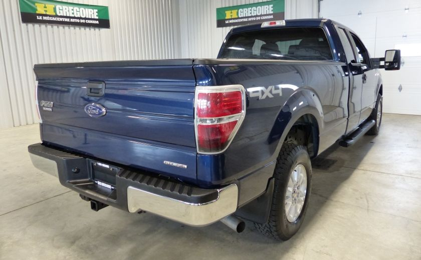 2013 Ford F150 XLT 4X4 King Cab (Boite 8 Pieds) Mags+Bluetooth #6