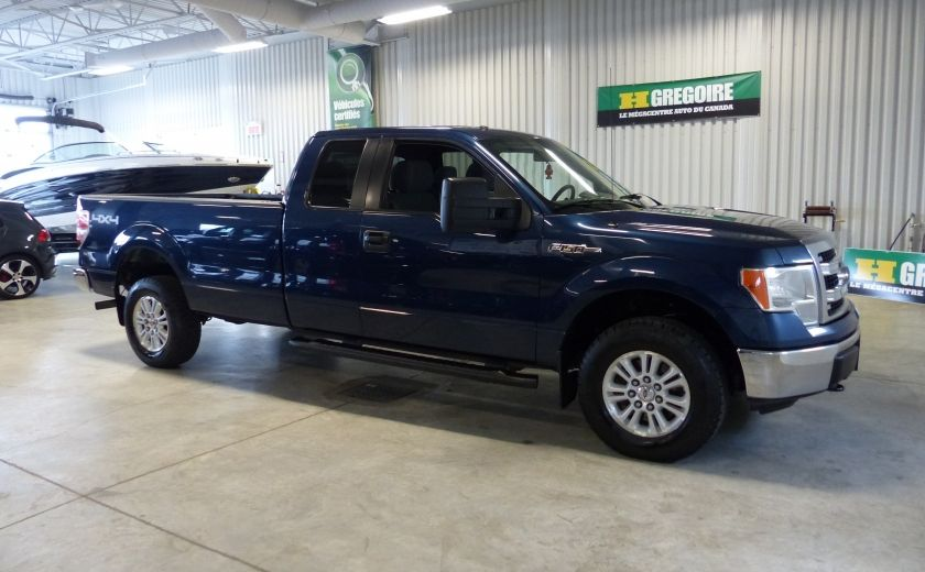 2013 Ford F150 XLT 4X4 King Cab (Boite 8 Pieds) Mags+Bluetooth #7