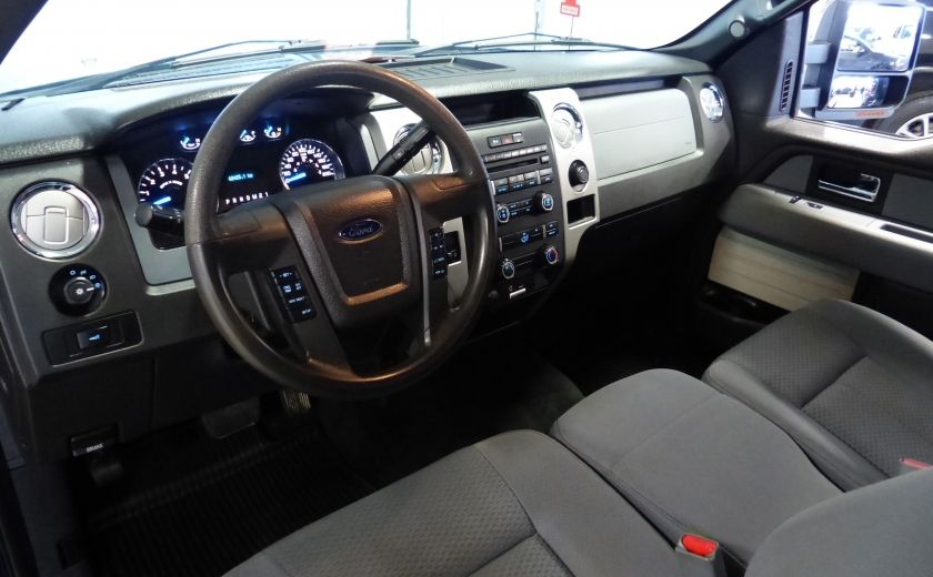 2013 Ford F150 XLT 4X4 King Cab (Boite 8 Pieds) Mags+Bluetooth #8