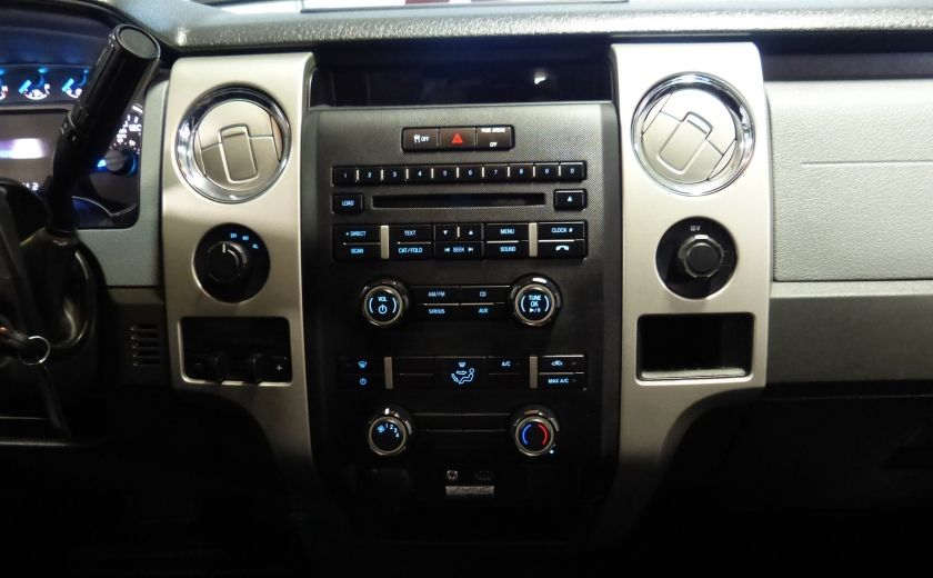 2013 Ford F150 XLT 4X4 King Cab (Boite 8 Pieds) Mags+Bluetooth #14