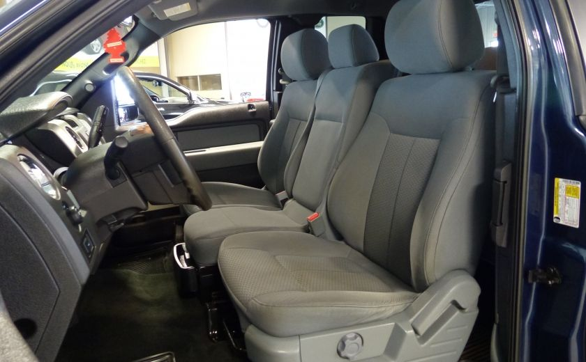 2013 Ford F150 XLT 4X4 King Cab (Boite 8 Pieds) Mags+Bluetooth #18