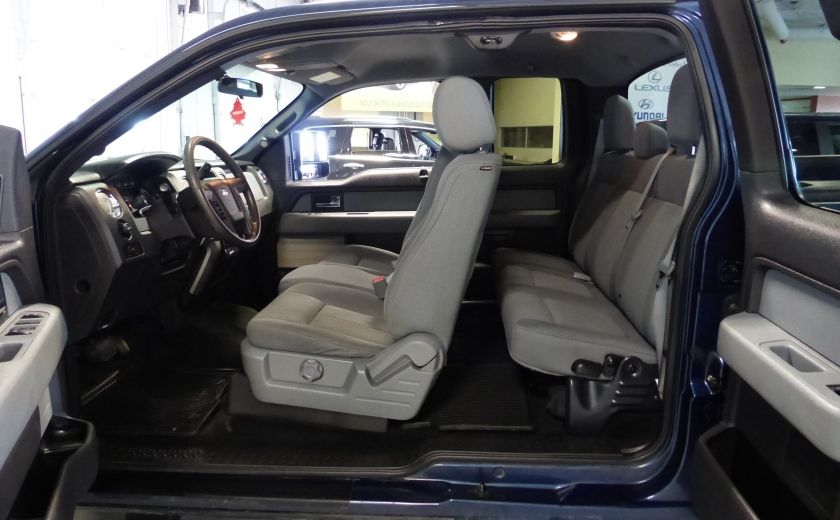 2013 Ford F150 XLT 4X4 King Cab (Boite 8 Pieds) Mags+Bluetooth #19