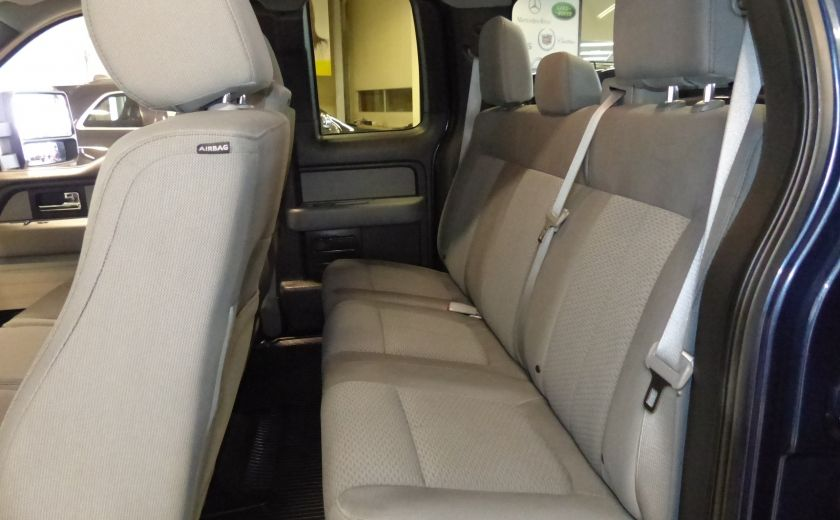 2013 Ford F150 XLT 4X4 King Cab (Boite 8 Pieds) Mags+Bluetooth #20
