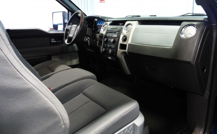 2013 Ford F150 XLT 4X4 King Cab (Boite 8 Pieds) Mags+Bluetooth #22