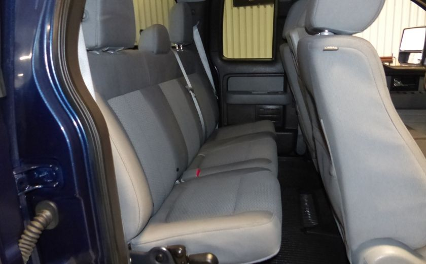 2013 Ford F150 XLT 4X4 King Cab (Boite 8 Pieds) Mags+Bluetooth #24
