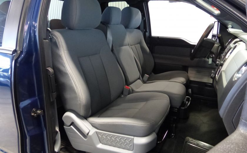 2013 Ford F150 XLT 4X4 King Cab (Boite 8 Pieds) Mags+Bluetooth #25