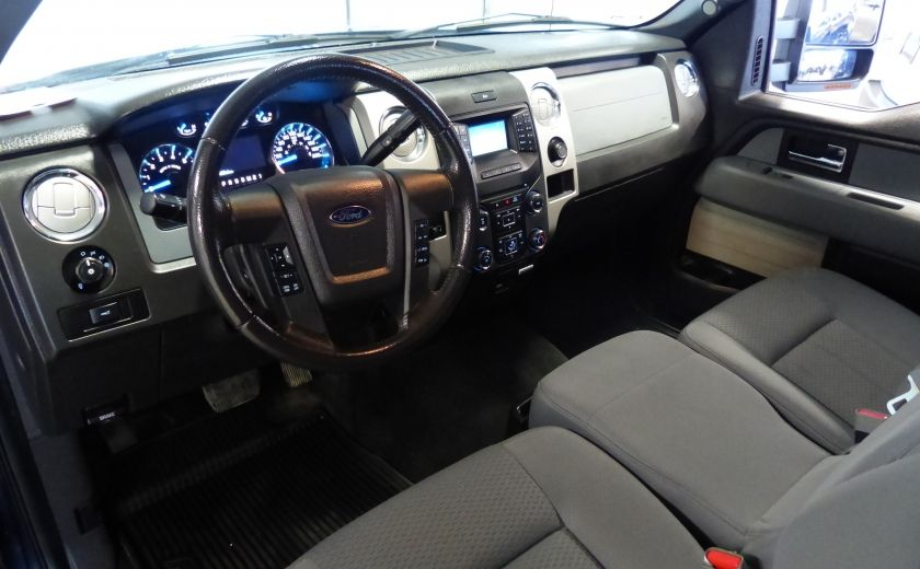 2013 Ford F150 XLT 4X4  King Cab Boite 8 Pied A/C Gr-Électrique #8