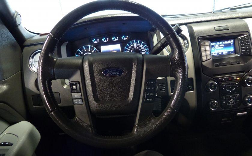 2013 Ford F150 XLT 4X4  King Cab Boite 8 Pied A/C Gr-Électrique #9