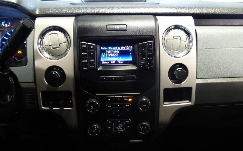 2013 Ford F150 XLT 4X4  King Cab Boite 8 Pied A/C Gr-Électrique #13