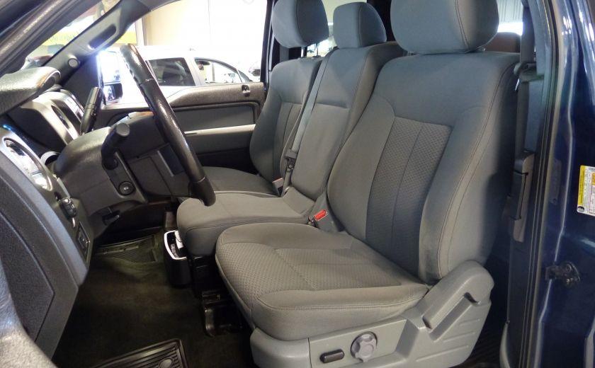 2013 Ford F150 XLT 4X4  King Cab Boite 8 Pied A/C Gr-Électrique #17