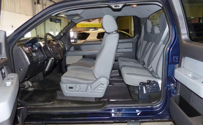 2013 Ford F150 XLT 4X4  King Cab Boite 8 Pied A/C Gr-Électrique #18