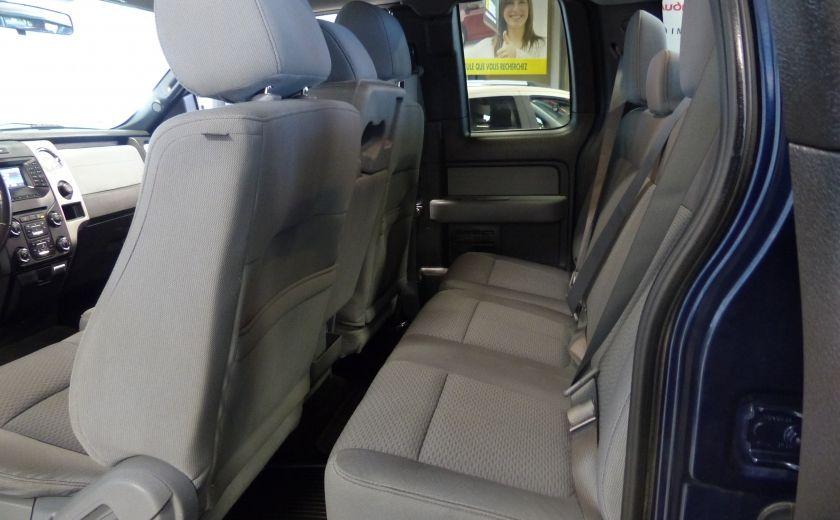 2013 Ford F150 XLT 4X4  King Cab Boite 8 Pied A/C Gr-Électrique #19