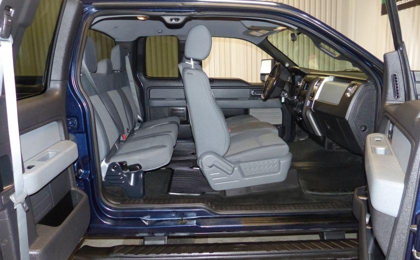 2013 Ford F150 XLT 4X4  King Cab Boite 8 Pied A/C Gr-Électrique #21