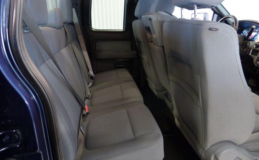 2013 Ford F150 XLT 4X4  King Cab Boite 8 Pied A/C Gr-Électrique #22