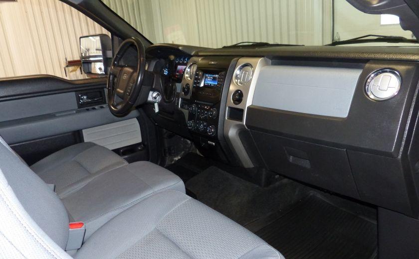 2013 Ford F150 XLT 4X4  King Cab Boite 8 Pied A/C Gr-Électrique #23