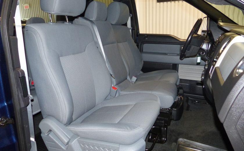 2013 Ford F150 XLT 4X4  King Cab Boite 8 Pied A/C Gr-Électrique #24